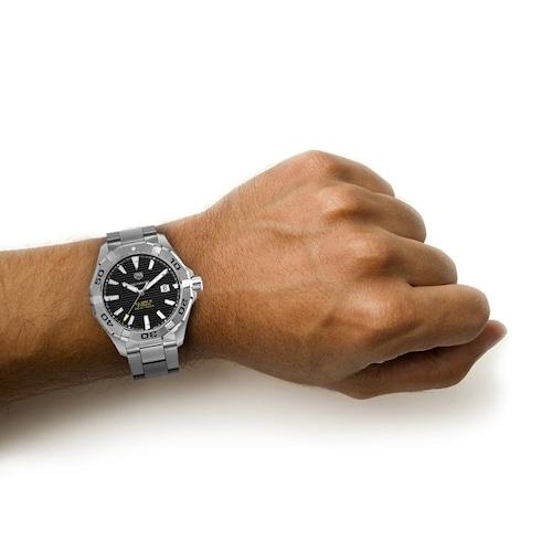 Aquaracer 300M Calibre 5 43mm Automatic Mens Watch