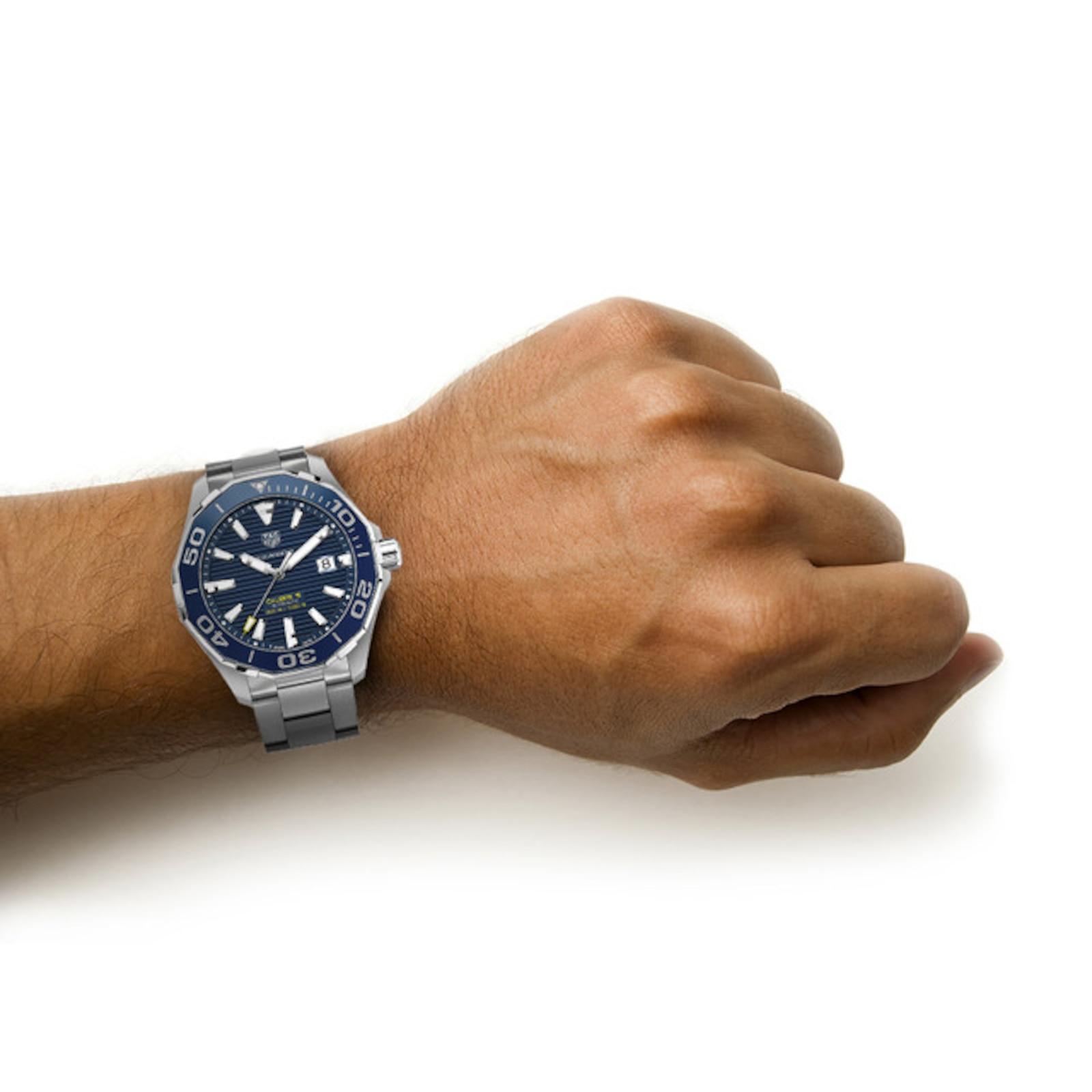 TAG Heuer Aquaracer 300M Calibre 5 43mm Ceramic Bezel Mens Watch