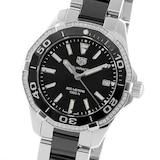 TAG Heuer Aquaracer 300M Ceramic 35mm Quartz Ladies Watch