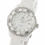 TAG Heuer Aquaracer 300M Ceramic 35mm Quartz Ladies Watch