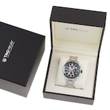 TAG Heuer Carrera Heuer 01 45mm Black Automatic Mens Watch