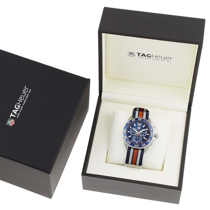 TAG Heuer Formula 1 Mens 43mm Quartz Chronograph Mens Watch
