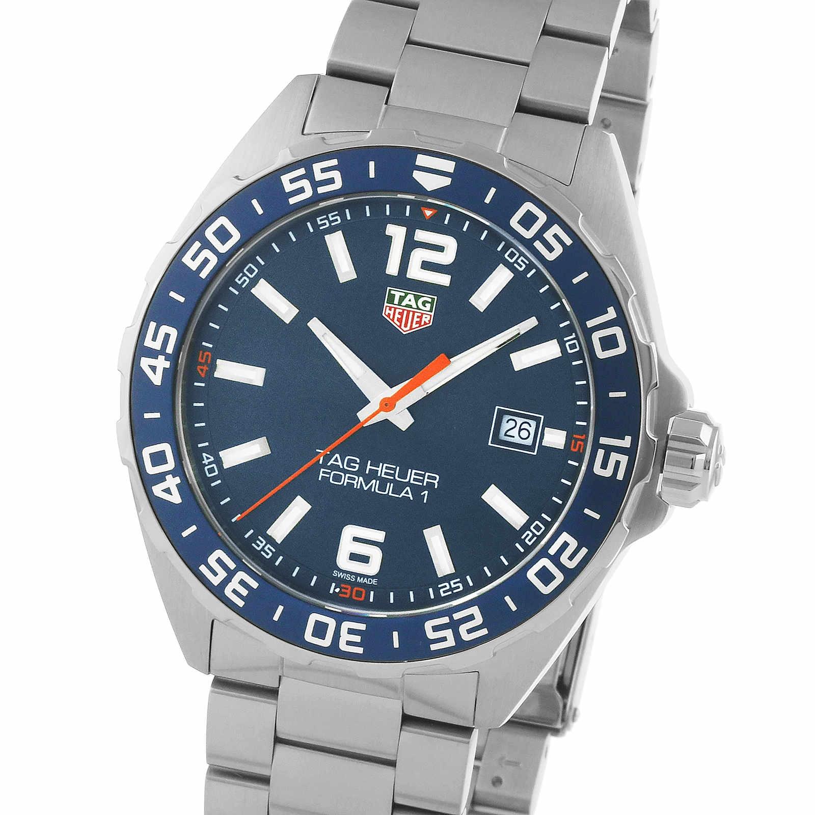 TAG Heuer Formula 1 43mm Quartz Mens Watch