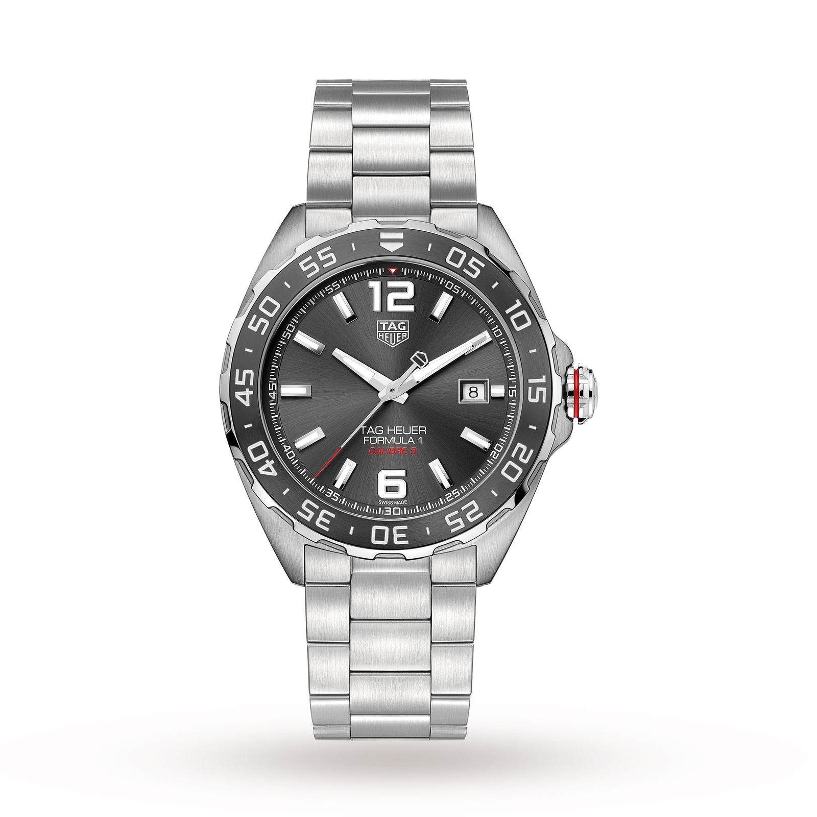 TAG Heuer Formula 1 Calibre 5 Automatic Date Mens Watch