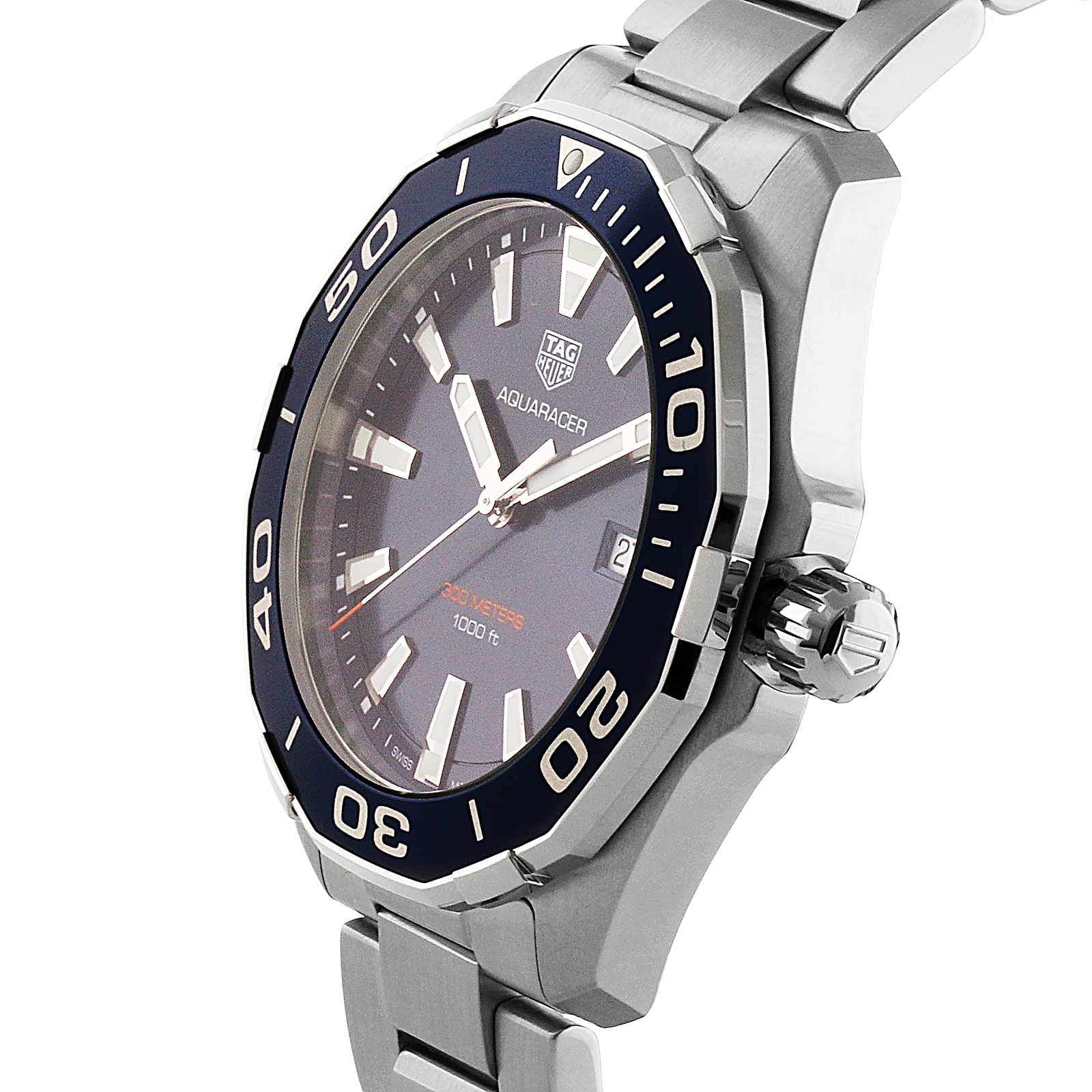 TAG Heuer Aquaracer 300M 43mm Quartz Mens Watch