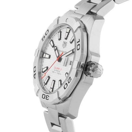 Aquaracer Calibre 5 43mm Automatic Mens Watch