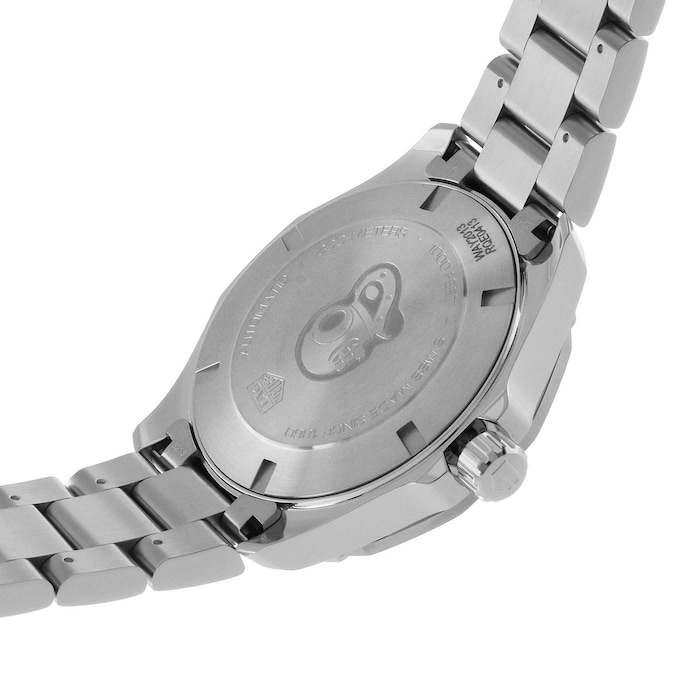 Tag Heuer Aquaracer Calibre 5 43mm Automatic Mens Watch Way2013 Ba0927 Mappin And Webb