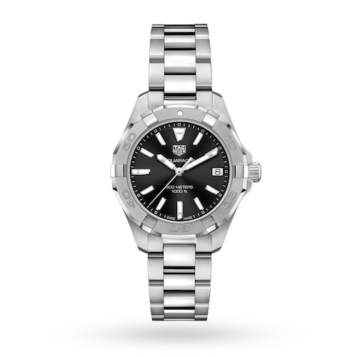 Aquaracer 300M 32mm Quartz Ladies Watch