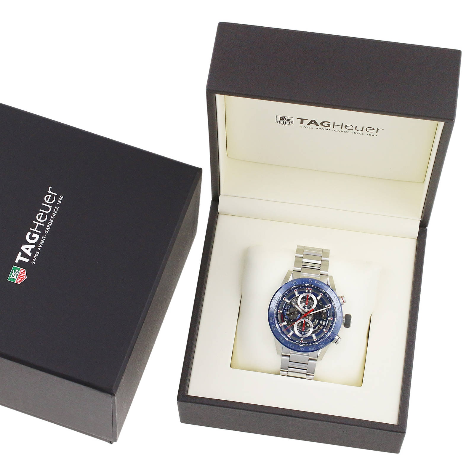 TAG Heuer Calibre Heuer 01 Mens Watch