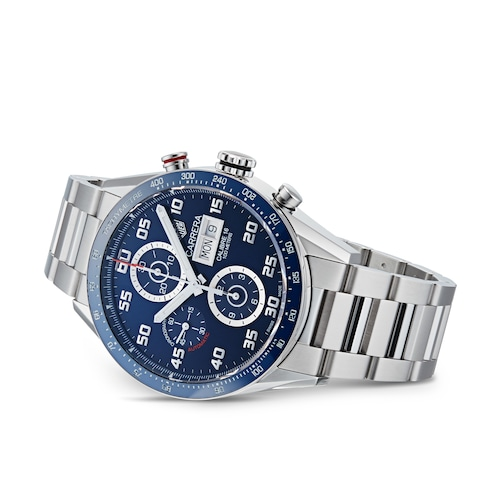 Carrera 43mm Automatic Mens Watch