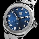 TAG Heuer Link 32mm Quartz Date Ladies Watch