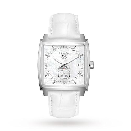 Monaco 37mm Quartz Ladies Watch