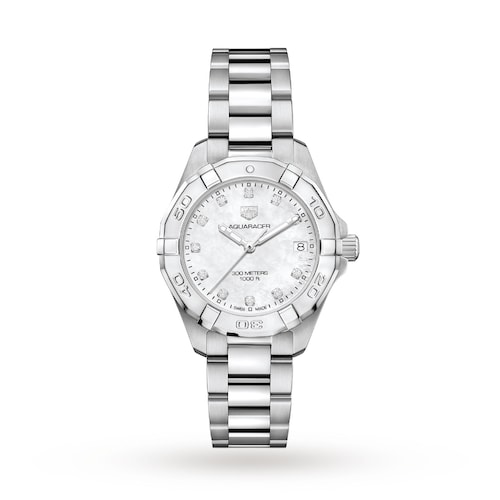 Aquaracer Quartz 32mm Ladies Watch