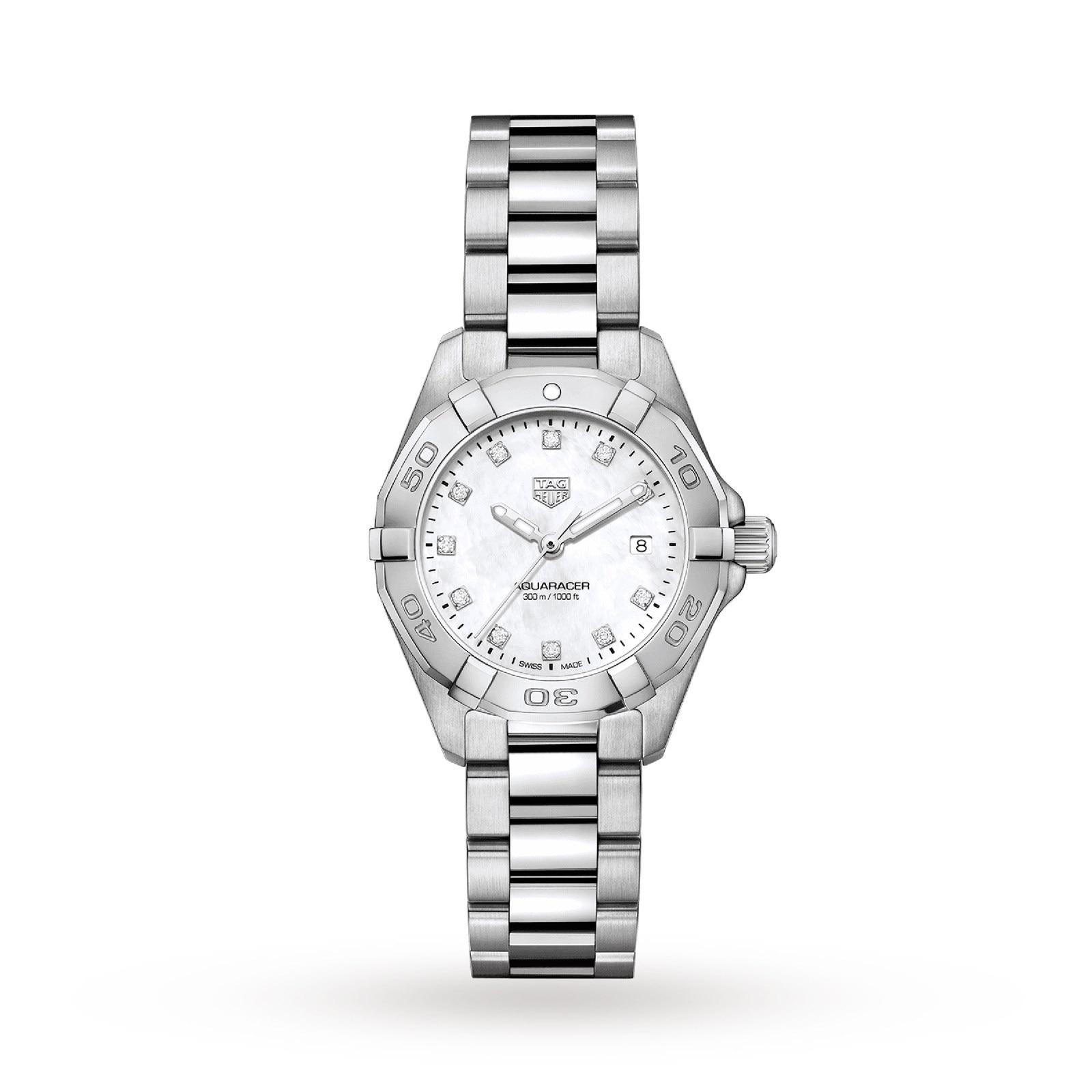 TAG Heuer Aquaracer Quartz 27mm Ladies Watch