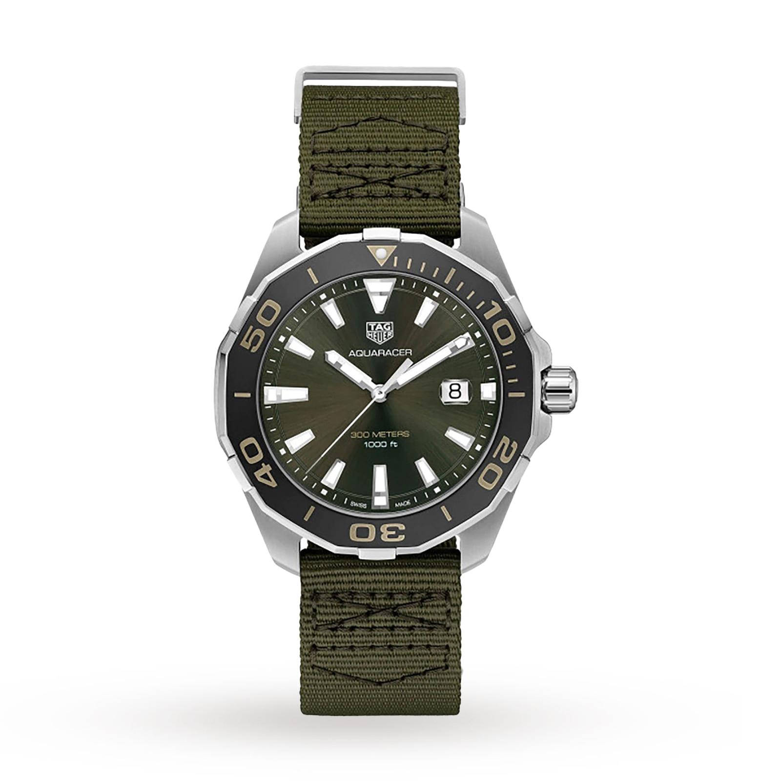 TAG Heuer Aquaracer Quartz Mens Watch
