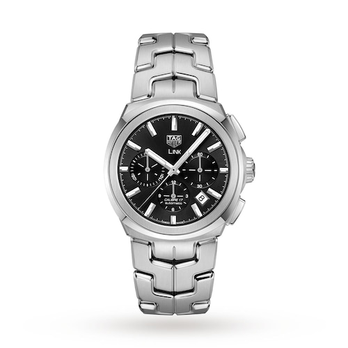 Link 41mm Calibre 17 Mens Watch