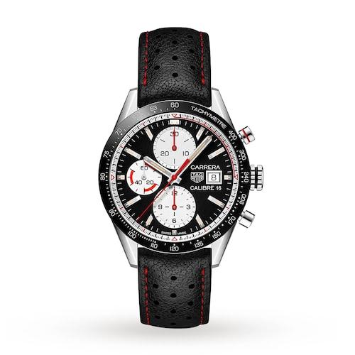 Carrera Calibre 16 Chronograph Mens Watch