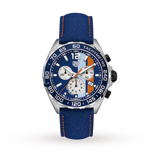 Formula 1 Gulf Chronograph Special Edition Mens Watch
