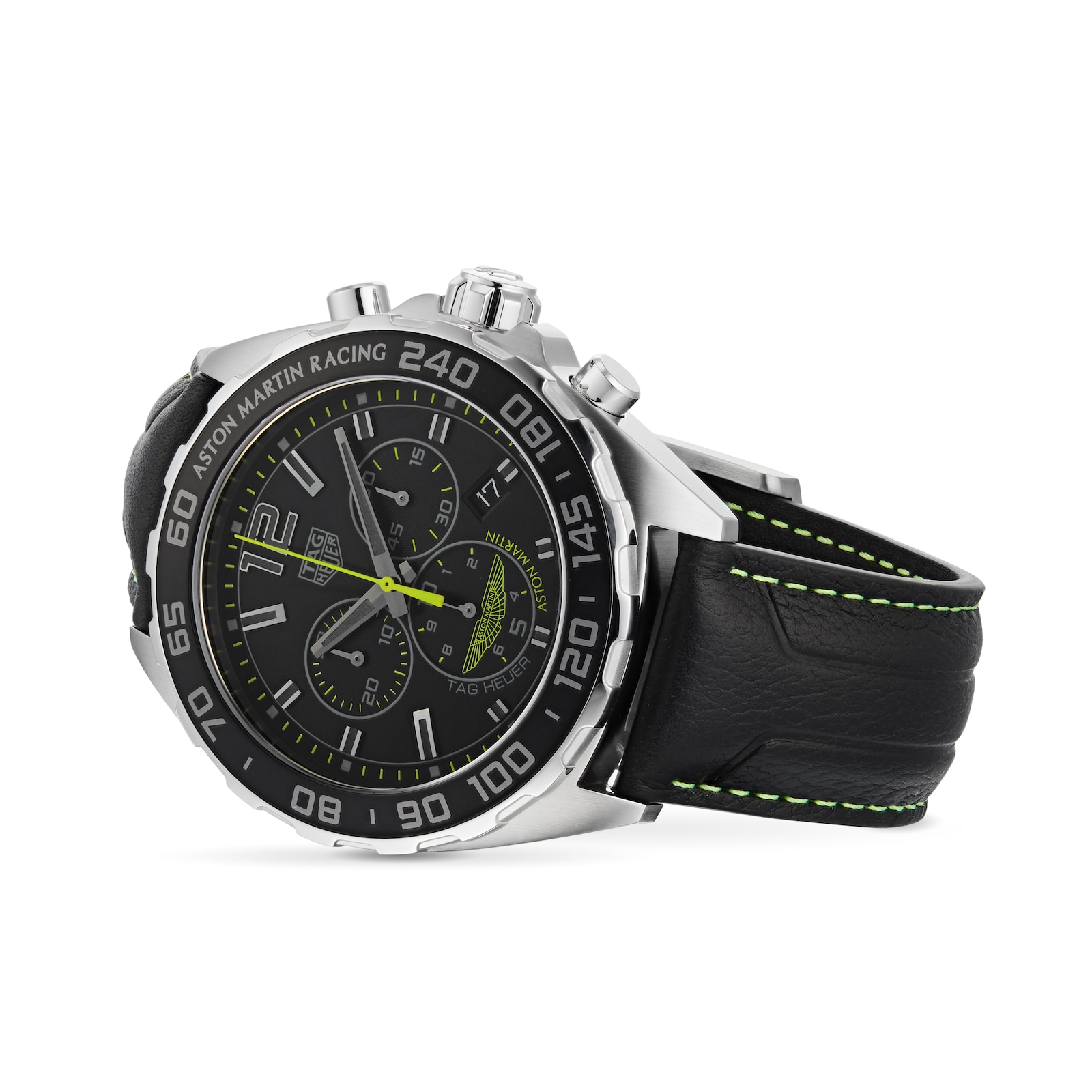 Tag Heuer Formula 1 Aston Martin Special Edition Mens Watch Caz101p Fc8245 Watches Of Switzerland Us