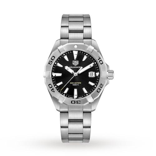 Aquaracer Quartz Mens Watch