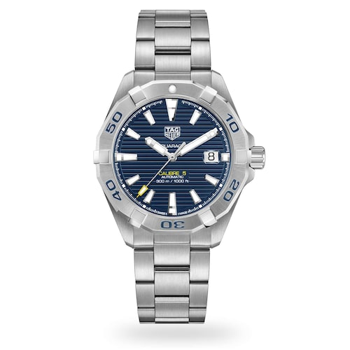 Aquaracer Calibre 5 Mens Watch