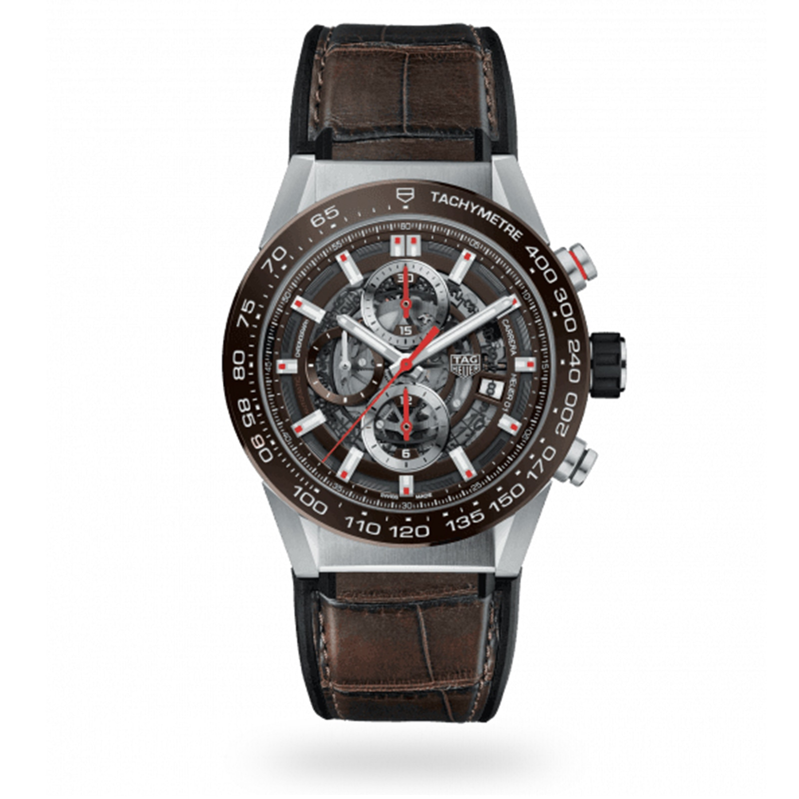 TAG Heuer Carrera 43mm Automatic Mens Watch