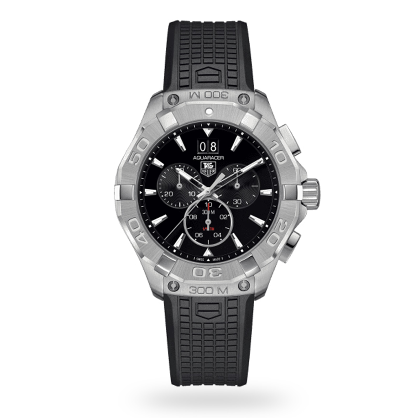 TAG Heuer Aquaracer Chronograph 43mm Mens Watch