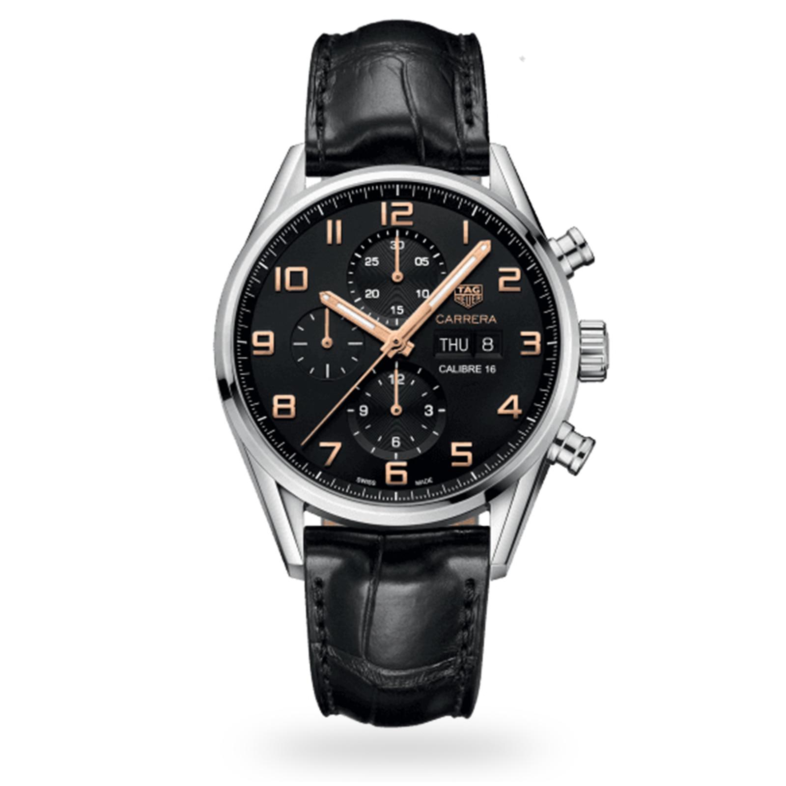 TAG Heuer Carrera Elegance Calibre 16 Mens Watch