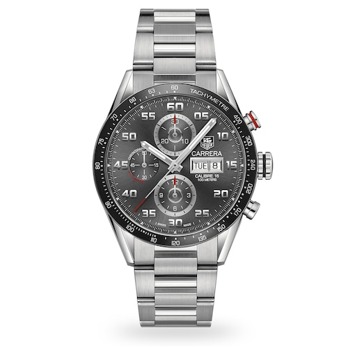 Carrera Calibre 16 Automatic Mens Watch