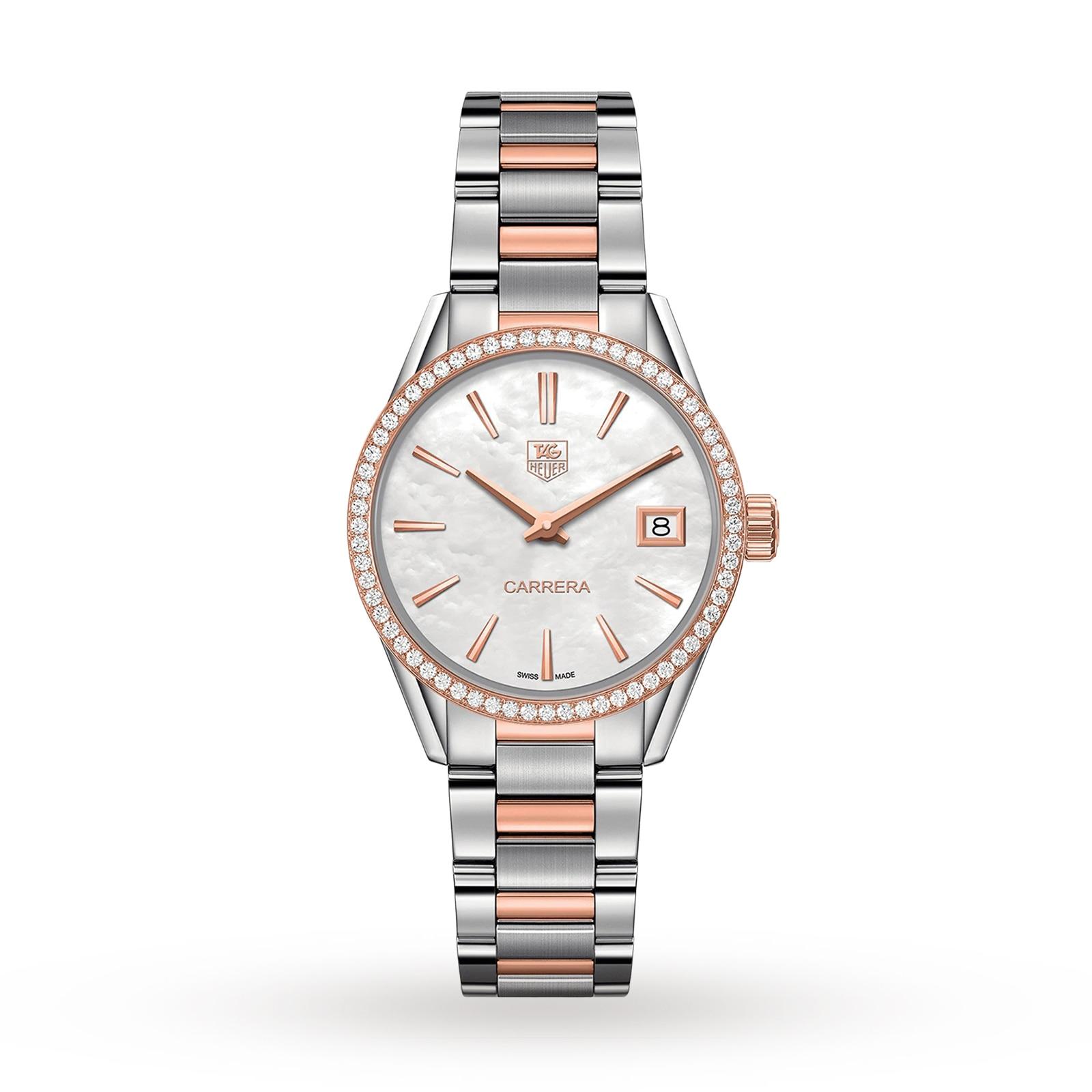 TAG Heuer Carrera Quartz Ladies Watch