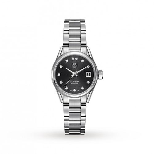 Carrera Calibre 9 Automatic Ladies Watch