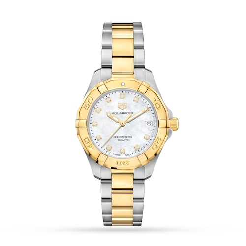 Aquaracer 300 Quartz Ladies Watch