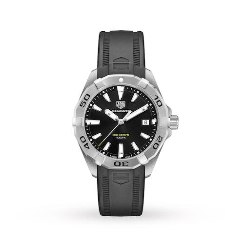 Aquaracer 41mm Mens Watch
