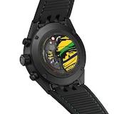 TAG Heuer Special Edition Formula 1 Senna Automatic Chronograph 45mm Mens Watch