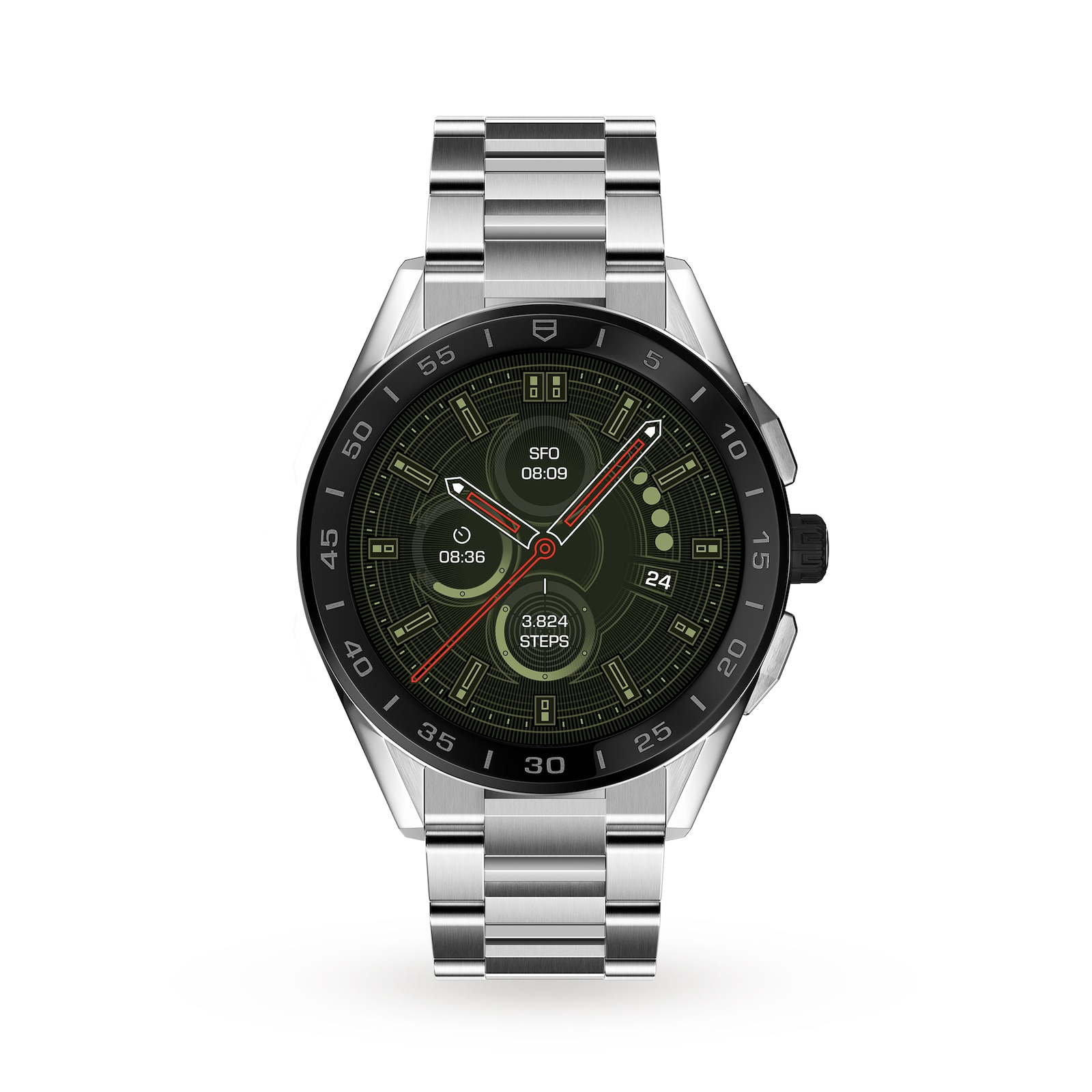 TAG Heuer Connected 45mm Watch SBG8A10.BA0646