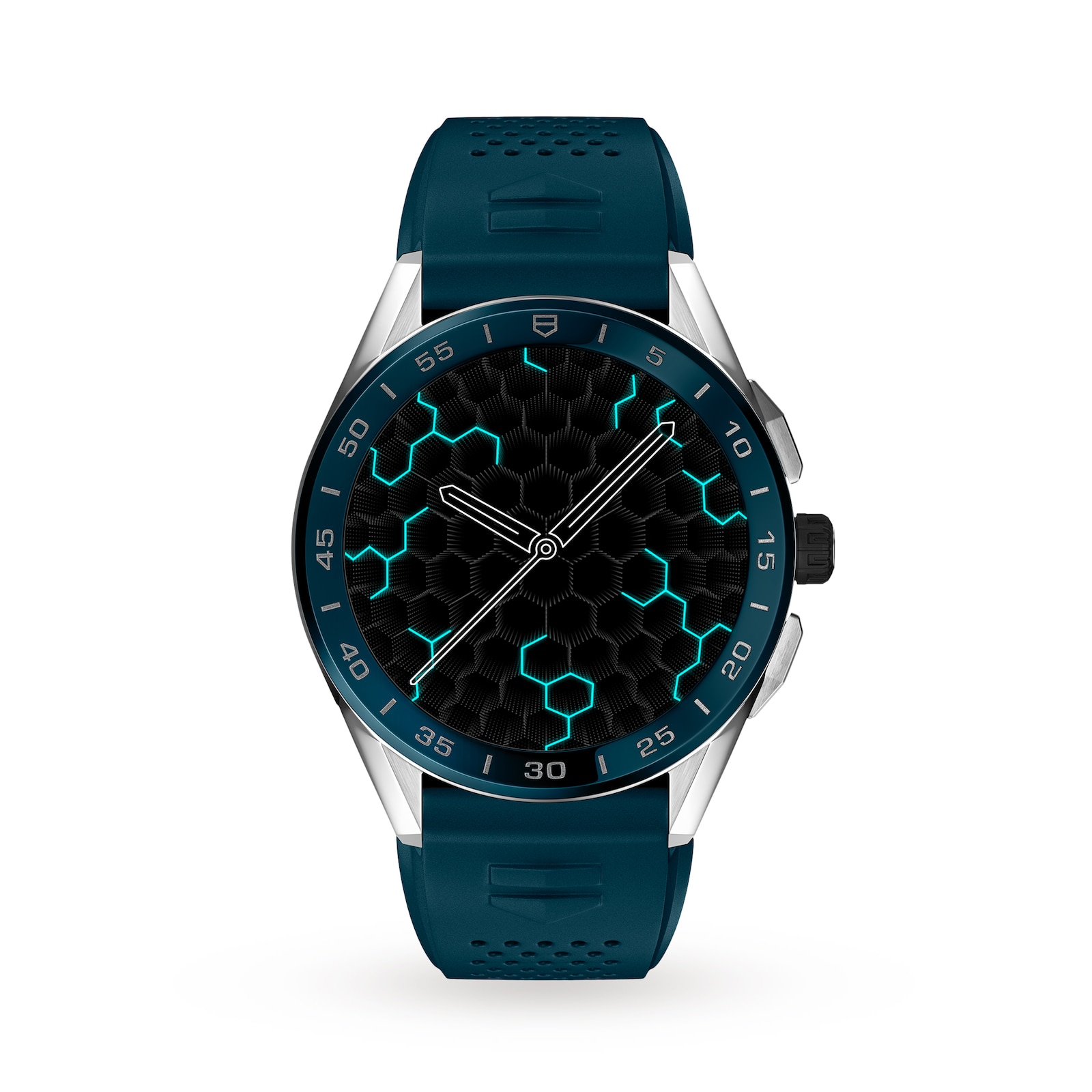 TAG Heuer Connected 2020 45mm Watch SBG8A11.BT6220