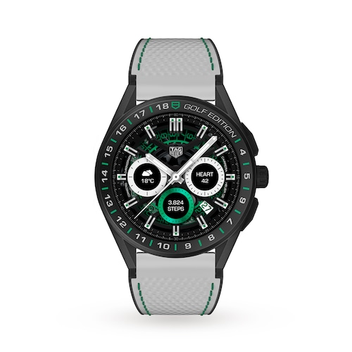 Connected Golf 45mm Watch SBG8A82.EB0206