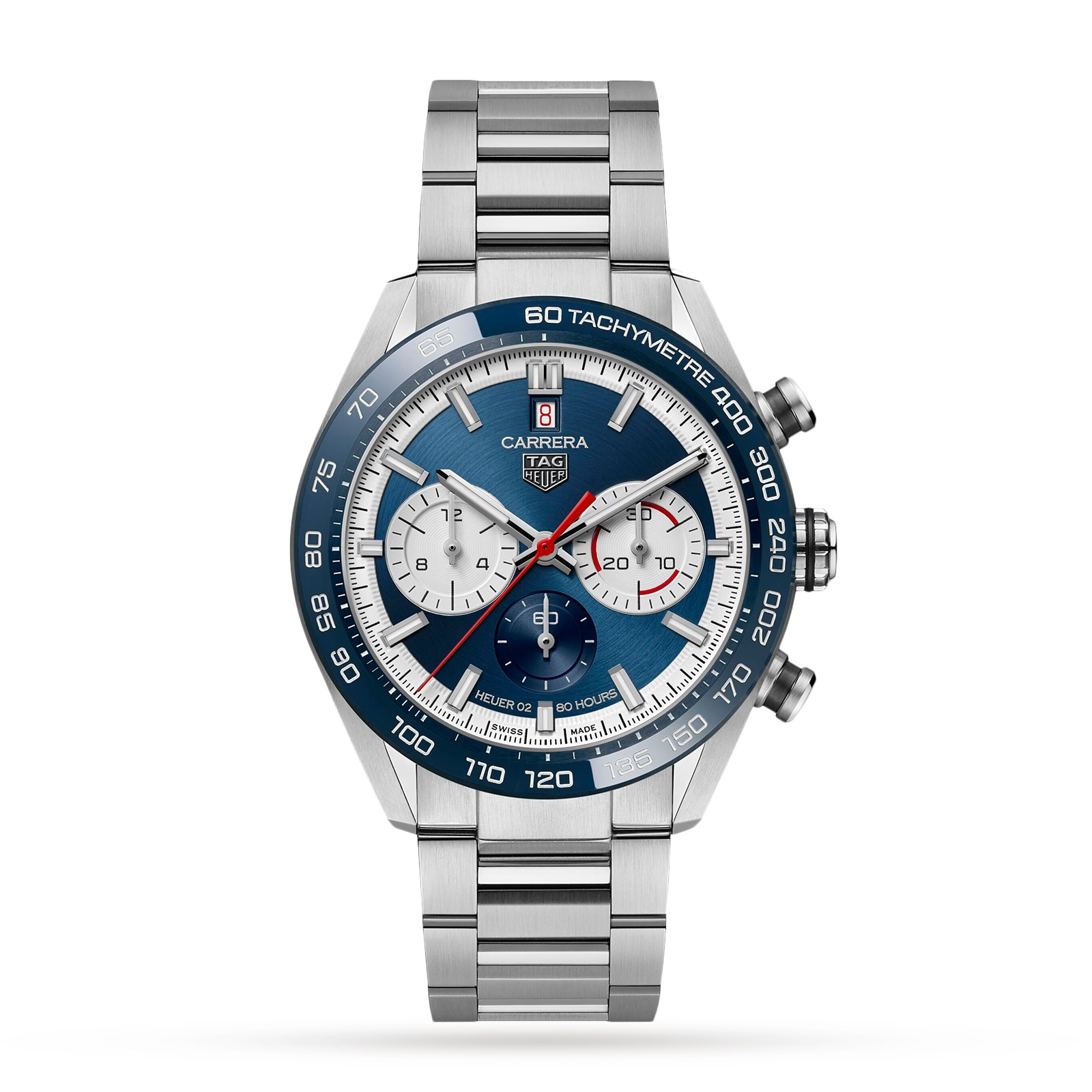 TAG Heuer 160th Anniversary Limited Edition Carrera 44mm Mens