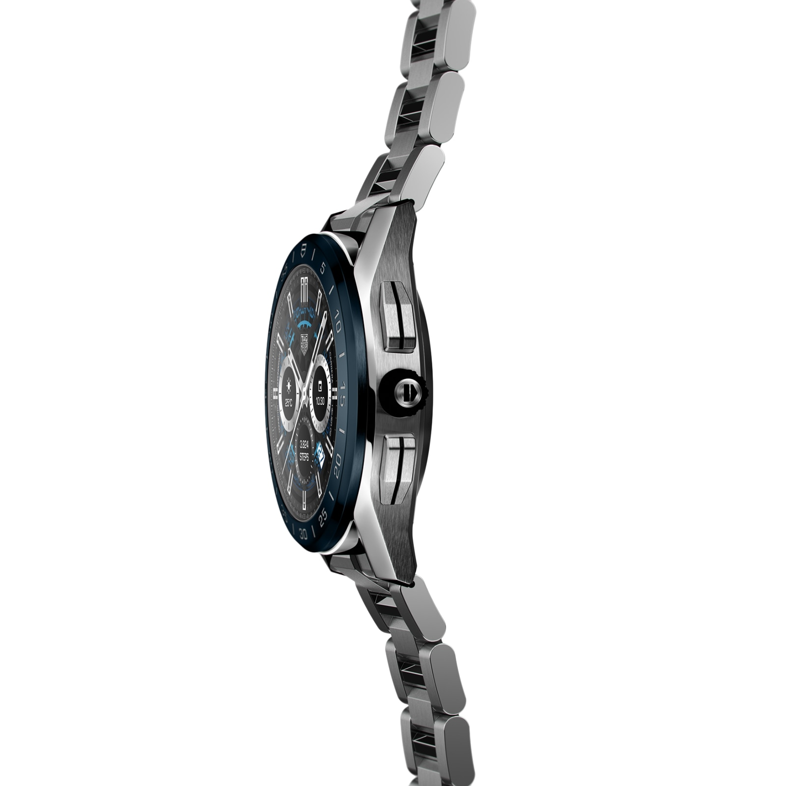 TAG Heuer Connected 2020 45mm Watch SBG8A11.BA0646