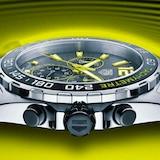 TAG Heuer Formula 1 Quartz Mens Steel Chronograph