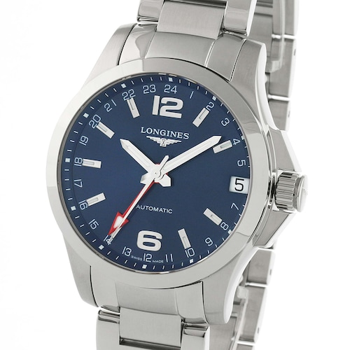 HydroConquest 41mm Automatic Mens Watch