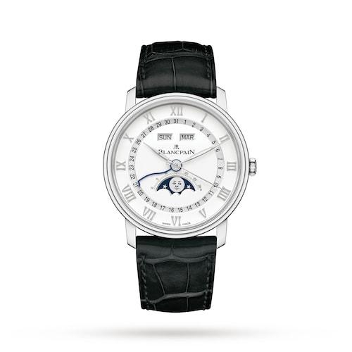 Blancpain Villeret Quantieme Complet 6654-1127-55B