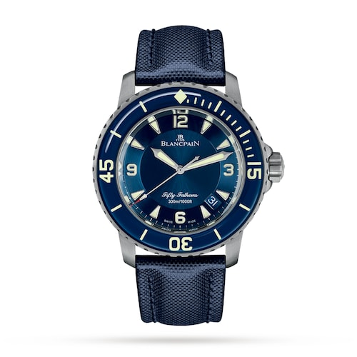 Blancpain Fifty Fathoms Automatique 5015-12B40-52A