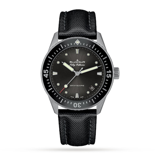 Blancpain Fifty Fathoms Bathyscaphe 5100B-1110-B52A