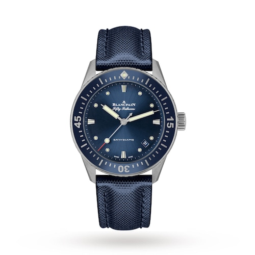 Blancpain Fifty Fathoms Bathyscaphe 5100-1140-52A
