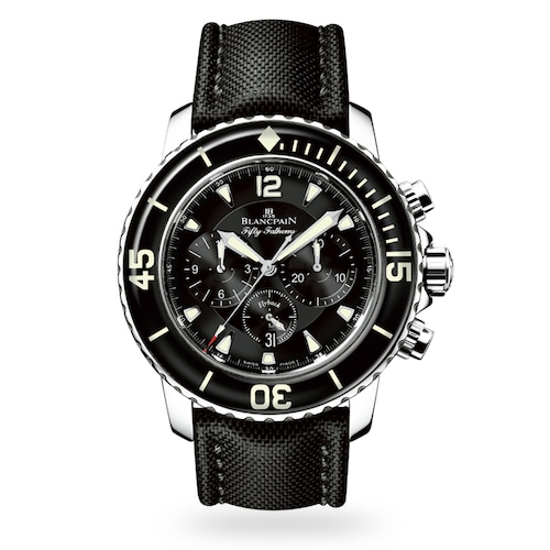 Blancpain Fifty Fathoms Chronographe Flyback 5085F-1130-52