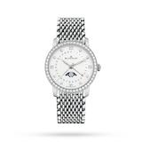 Blancpain Villeret Quantieme Phases de Lune 33.2mm Ladies Watch