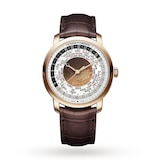 Vacheron Constantin Traditionelle World Time Mens Watch