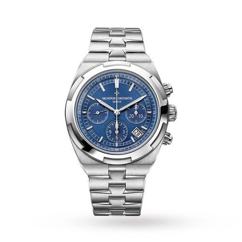 Overseas Chronograph Mens Watch