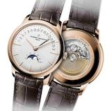 Vacheron Constantin Patrimony Moonphase and Retrograde Date Mens Watch